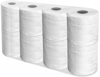 Toilettenpapier neutral recycling 250 Blatt 3-lagig 56 Rollen